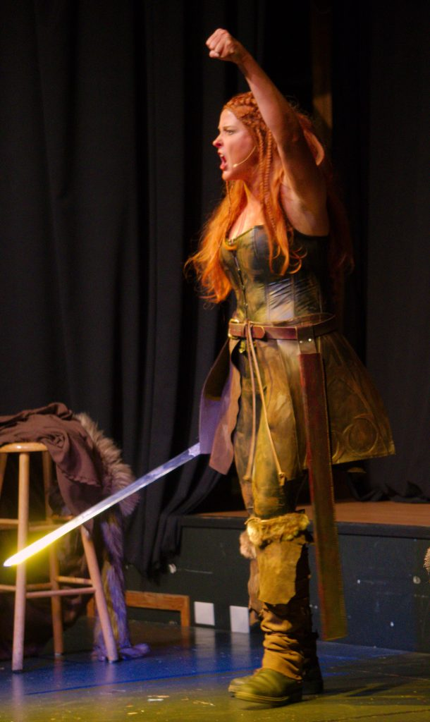 United Solo Festival Archives - Shield Maiden Play - Viking